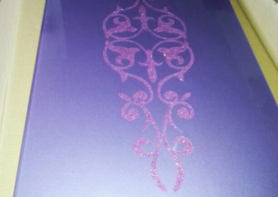 bespoke decorative table top