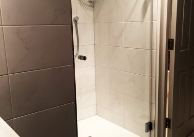 frameless shower door2