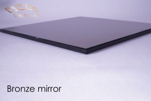 bronze mirror edge