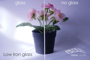 low iron clear toughened glass