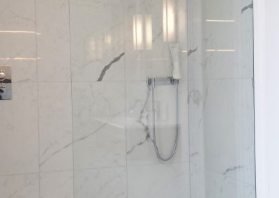 Shower screen toughened glass